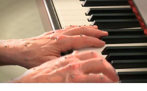 piano kinematics