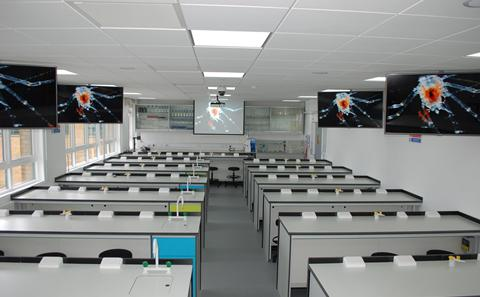 World-class research facilities at NOCS