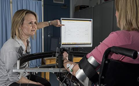 Southampton researchers are developing innovative solutions to help people recover from stroke.