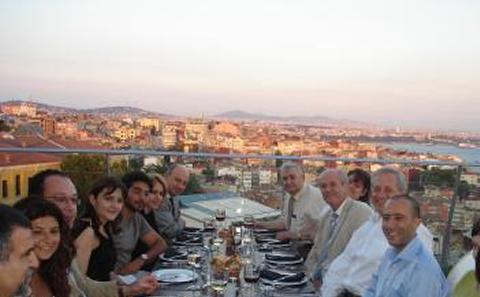 Alumni event in Turkey