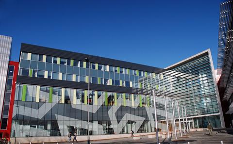 Highfield Campus University Of Southampton