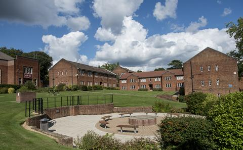 Glen Eyre halls of residence