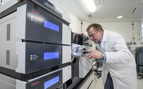 Centre for Proteomic Research