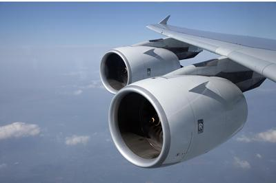 The jet engine is a major source of aircraft noise (This photograph is reproduced with the permission of Rolls-Royce plc, copyright © Rolls-Royce plc 2012)