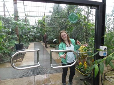 Placement student at The Royal Botanic Gardens Kew