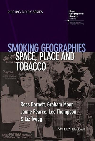 Smoking Geographies cover