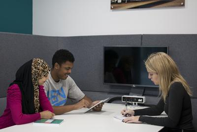 We offer a variety of services for international students.