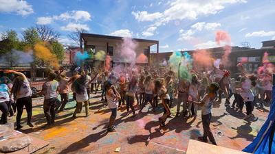 India Society Holi Festivities March 2016