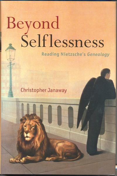 Reading Nietzsche's Genealogy. By Christopher Janaway(2007)