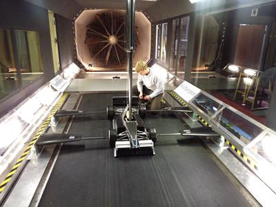 The R J Mitchell Wind Tunnel Engineering And The