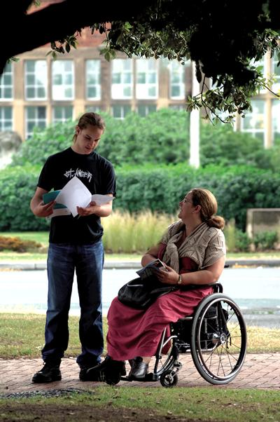 Medicine welcomes applications from people with a disability or health problem