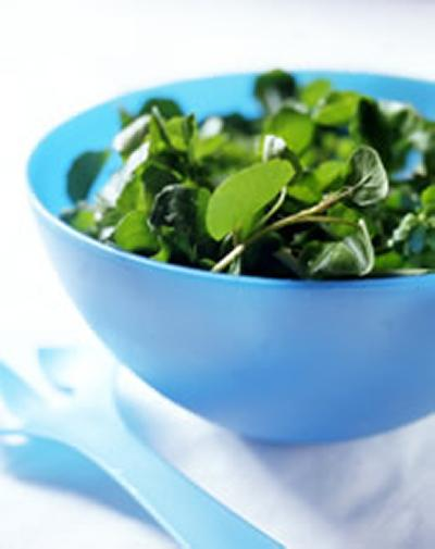 Eating watercress may interfere with a pathway that has already been tightly linked to cancer development.
