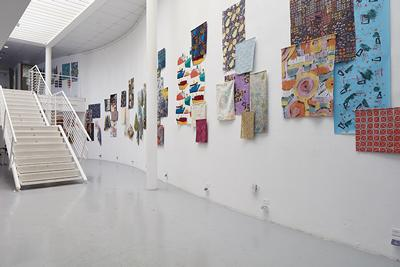 Textile Exhibition at WSA