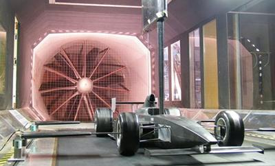 Image of the R. J. Mitchell wind tunnel