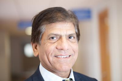 Professor Hasan Arshad
