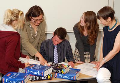 Thesis on teaching vocabulary
