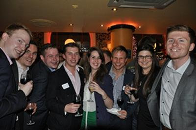 The focus of the branch is supporting recent graduates in London