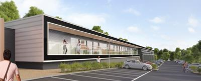 Students will be able to make use of our new facilities to test their designs