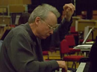 Music's Head of Keyboard and Percussion Studies; early pianos and keyboard performance