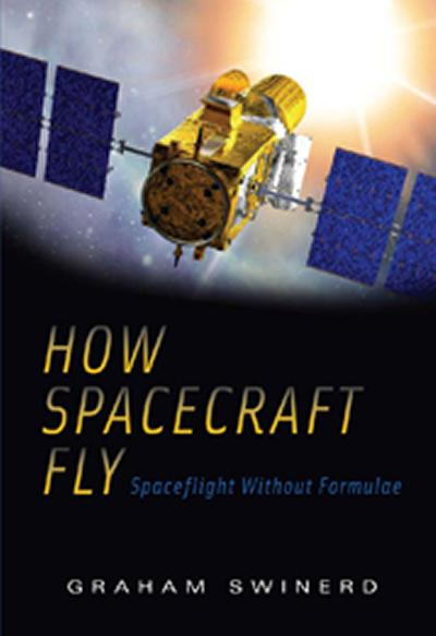 Out of this world: new popular science book explains how spacecraft fly