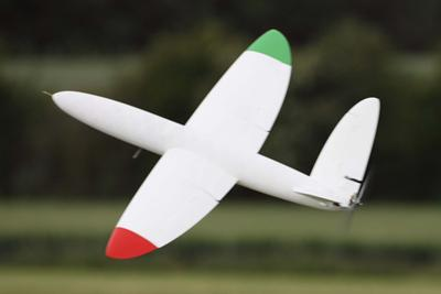 The world's first 3D-printed unmanned aircraft