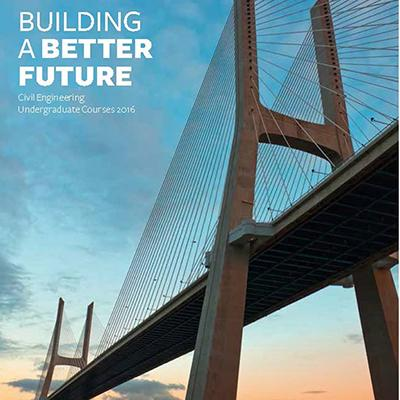 Civil Engineering brochure