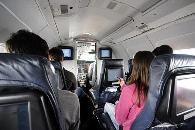Students on board