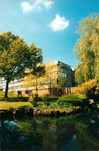 Highfield Campus is one of five campuses at the University of Southampton