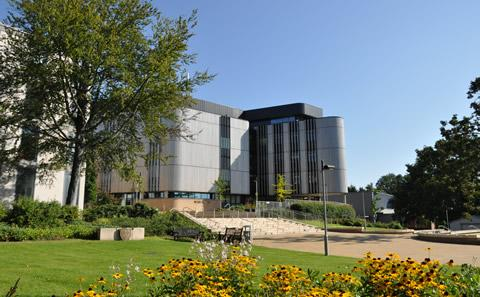 Our Life Sciences Building on Highfield Campus