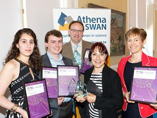 University Athena SWAN award winners June 2013