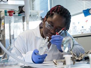 Postgraduate degrees in Chemistry