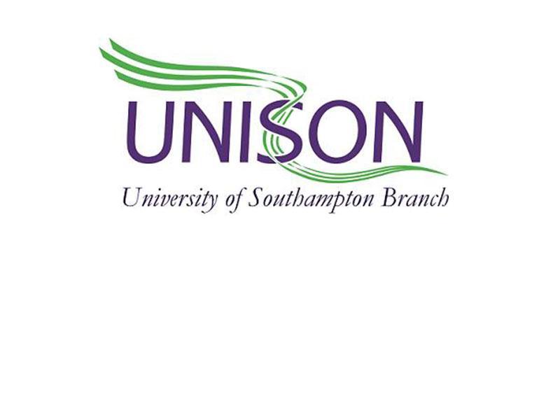 Get involved - Unison logo