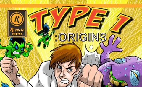 Type 1 ORIGINS front cover