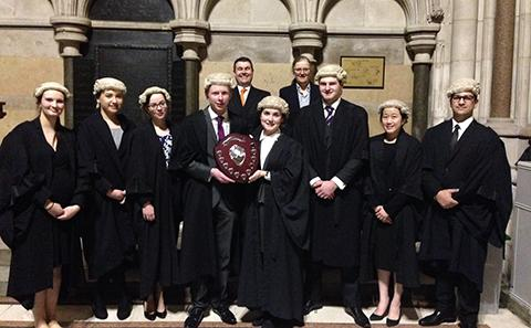 Landmark Chambers mooting finalists