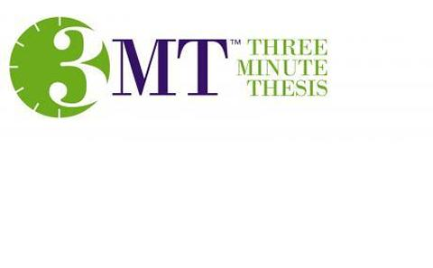 Three Minute Thesis Competition