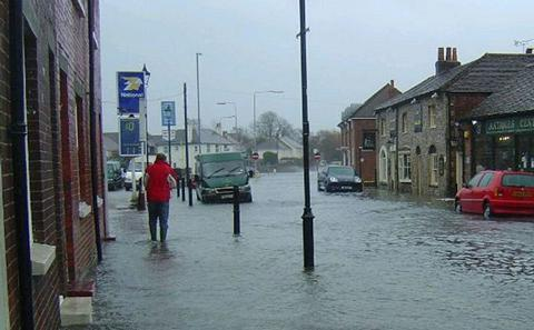 Flooding risks to communities