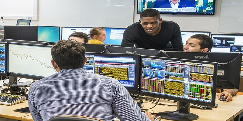 Bloomberg trading suite