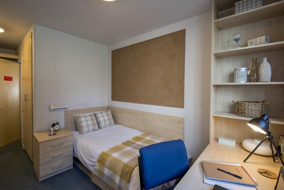 Non En Suite Bathroom: University Of Southampton