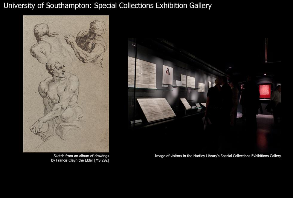 Image #28: Special Collections Gallery