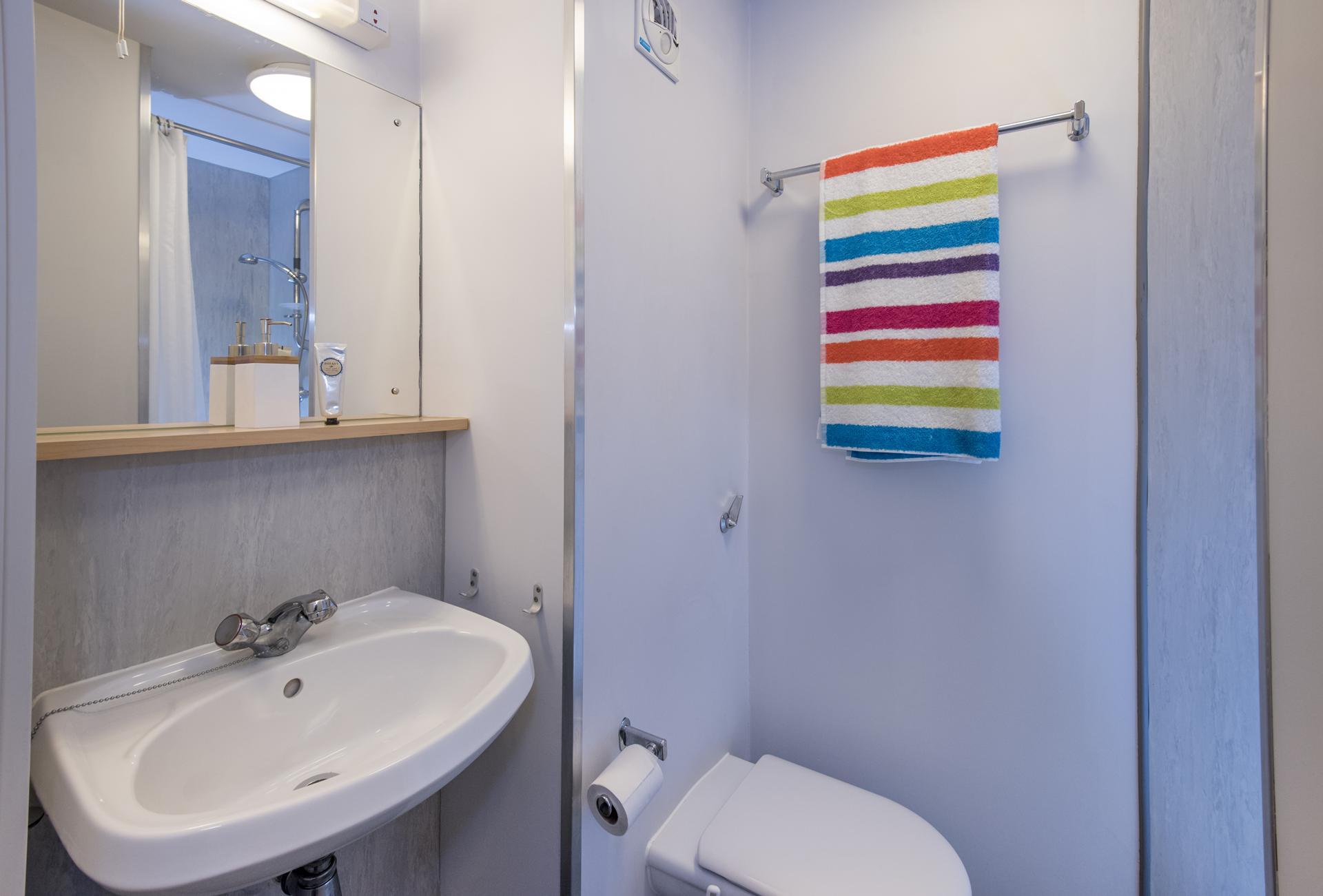 En Suite Bathroom With Separate Toilet: University Of Southampton