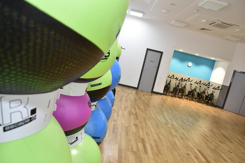 The mayflower gym sport and wellbeing university of
