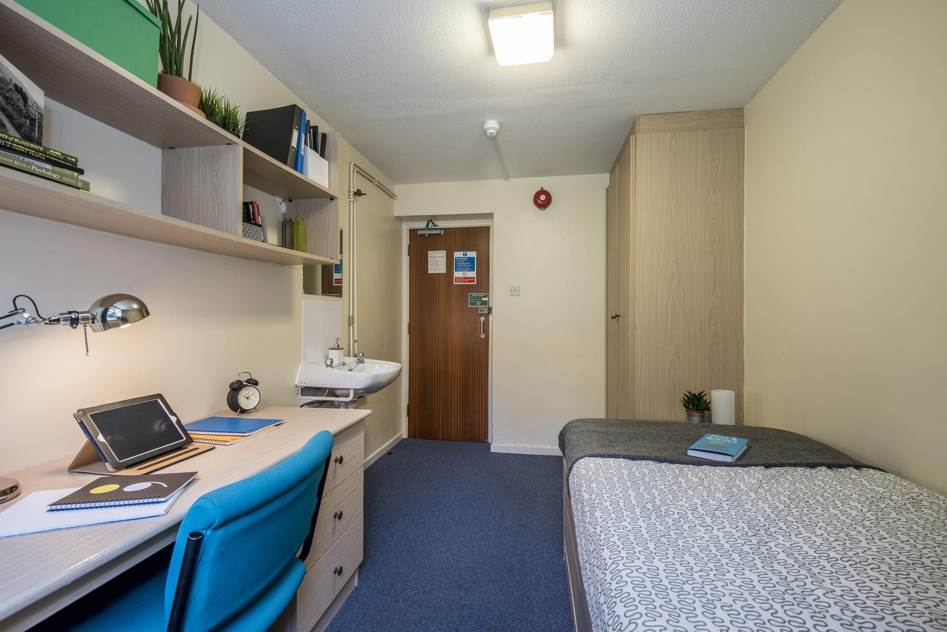 En Suite Rooms: Non-en Suite Room Category 2