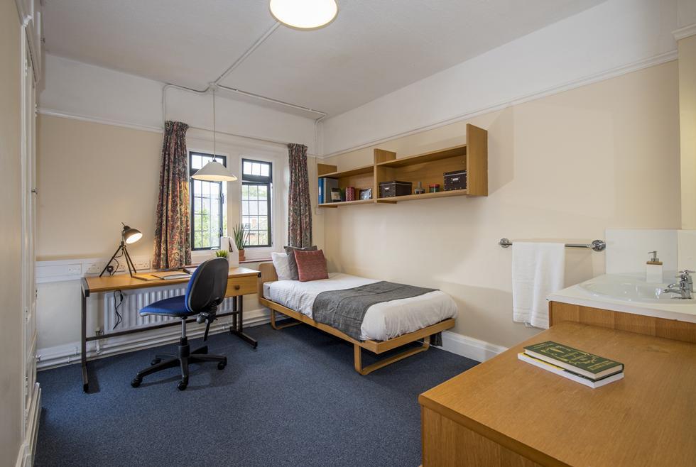 Non-en Suite Room Category 2