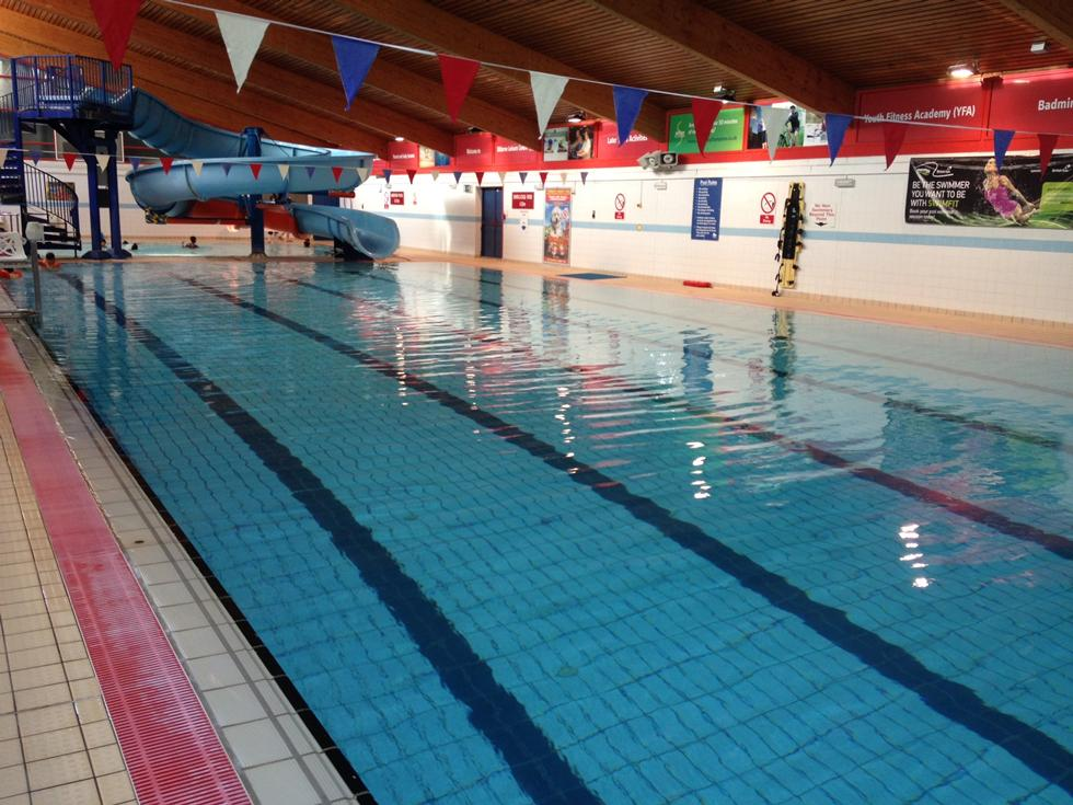 Bitterne leisure centre sport and wellbeing university of southampton for Park road swimming pool opening times