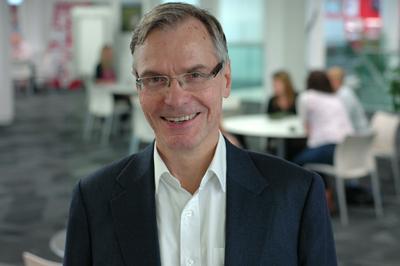 Professor Mark Hanson's photo