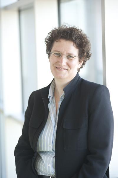 Professor Jane Falkingham's photo