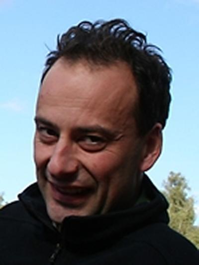 Professor Patrick James's photo
