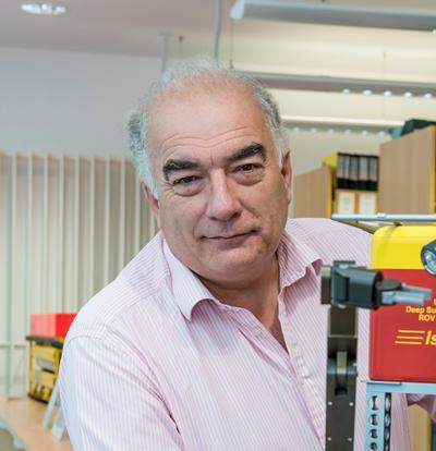 Dr Simon Boxall's photo