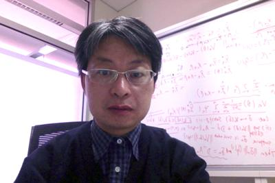 Professor Zudi Lu's photo