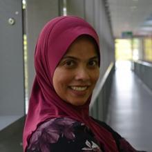 Thumbnail photo of Dr Fatimah Zainudin
